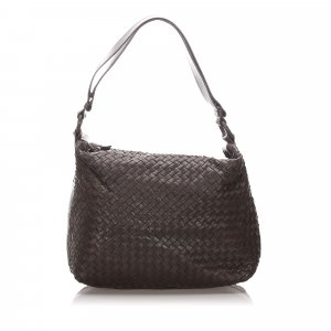 Bottega Veneta Intrecciato Nappa Shoulder Bag