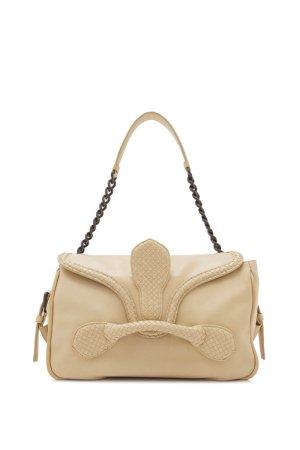 Bottega Veneta Intrecciato Rialto Shoulder Bag