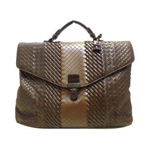 Bottega Veneta Business Bag brown leather