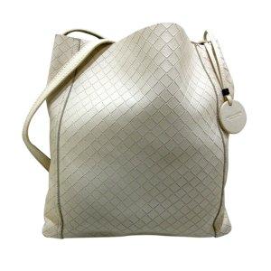Bottega Veneta Intrecciomirage Leather Crossbody Bag