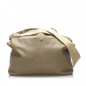 Bottega Veneta Travel Bag beige leather