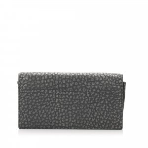Bottega Veneta Leather Bifold Wallet