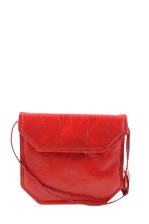 Bottega Veneta Minitasje rood casual uitstraling