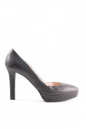 Bottega Veneta Plateau-Pumps schwarz Business-Look