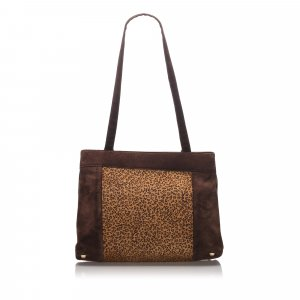Bottega Veneta Pony Hair Tote Bag