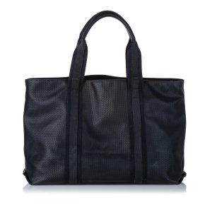 Bottega Veneta Torebka typu tote czarny Włókno chlorowe