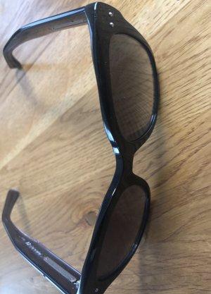 Bottega Veneta Gafas negro vidrio