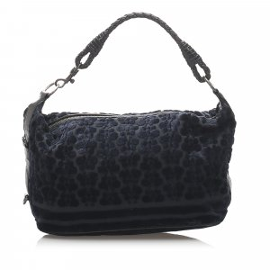 Bottega Veneta Velour Handbag