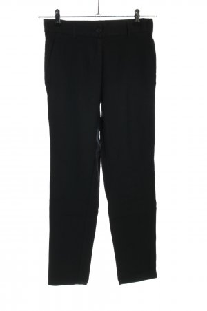 Bottega Veneta Woolen Trousers black business style