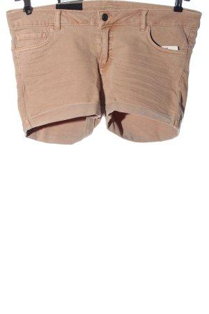 bottom 1982 Krótkie szorty nude W stylu casual