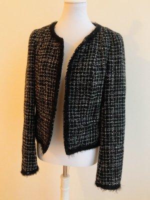Promod Wool Blazer multicolored