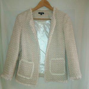 More & More Tweed blazer veelkleurig Katoen