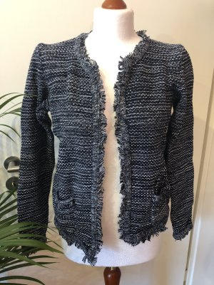 Boucle Blazer Baumwolle Limited 36/38 Business Look