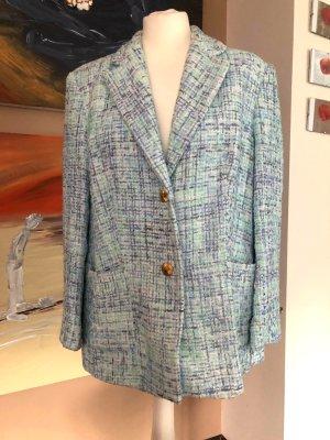 Jobis Blazer in tweed multicolore Cotone