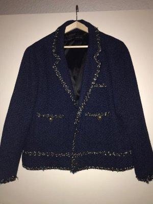 Boucle Blazer Zara
