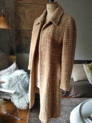 Divina Wool Coat multicolored mohair