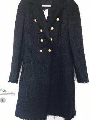 Boucle Mantel Zara