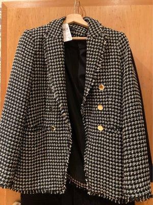 Hallhuber trend Blazer Tweed multicolor