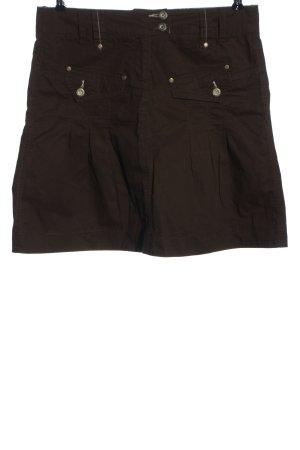 Boule Flared Skirt brown casual look