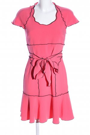 Boutique Moschino Cocktailkleid pink Business-Look