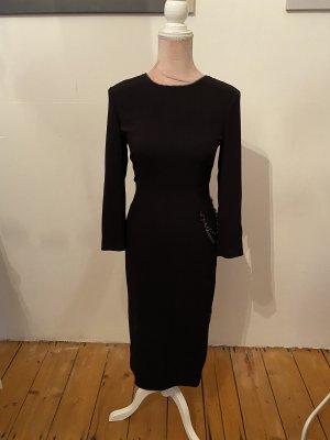 Boutique Moschino Longsleeve Dress black