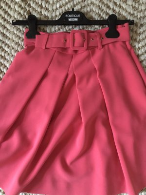Boutique Moschino High Waist Skirt multicolored