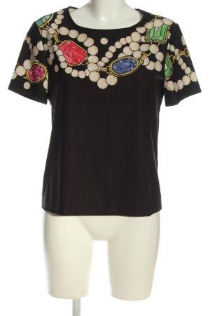 Boutique Moschino Bluzka przez głowę Wielokolorowy W stylu casual