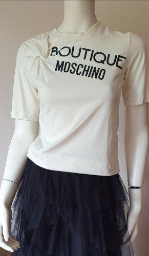 Boutique Moschino T-Shirt oatmeal