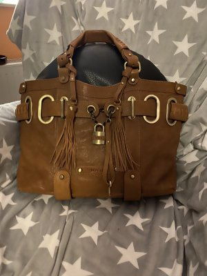 Bovari Carry Bag cognac-coloured-gold-colored
