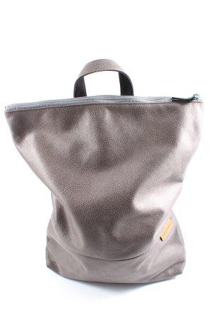 Bowleanies Mochila escolar gris claro look casual