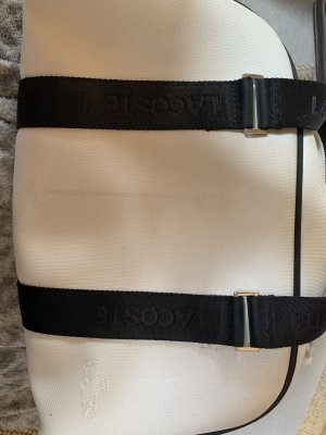 Lacoste Carry Bag white-black