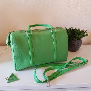 L.credi Bowling Bag neon green