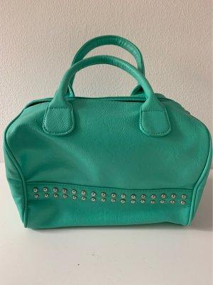 Bowling Bag turquoise