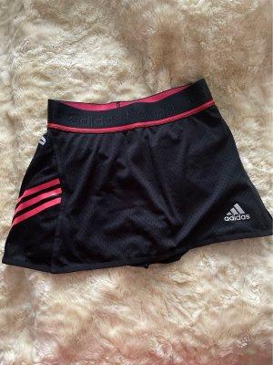 Adidas Sportbroek zwart-neonroos