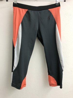 Boxeur des Rues fitness tights sport Capri boxing leggings XS 34 np 55€