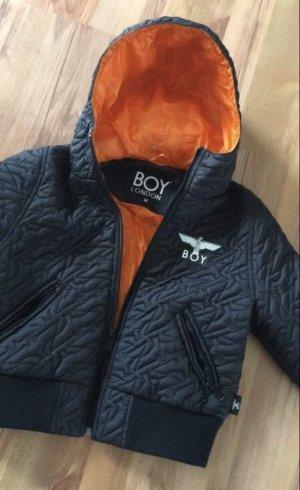 BOY LONDON Bomber Jacket black-orange