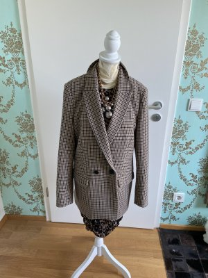 by second female Blazer stile Boyfriend multicolore