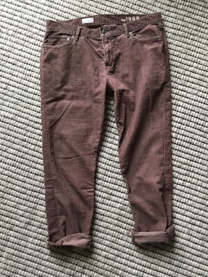 Gap Pantalon boyfriend multicolore