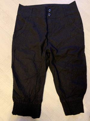 edc by Esprit Spodnie typu boyfriend czarny