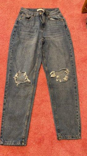 Primark Jeans boyfriend bleu