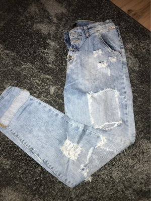 OR Original Denim Baggy jeans korenblauw