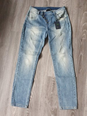 b.c. Boyfriend Jeans light blue