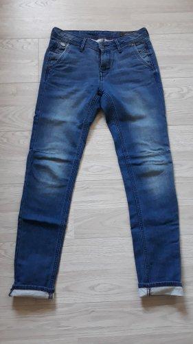 edc by Esprit Jeans boyfriend bleu-bleu foncé