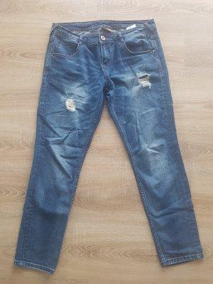 Takko Jeans boyfriend bleu