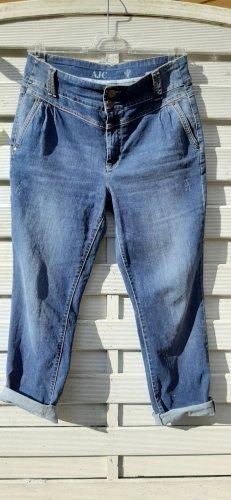 AJC Jeans boyfriend bleu azur-bleuet