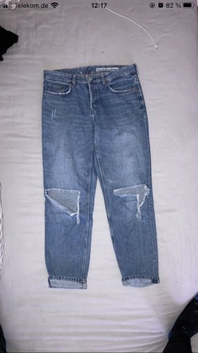 H&M Conscious Collection Jeans boyfriend blu