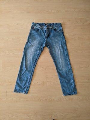 Pull & Bear Boyfriend Jeans multicolored