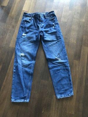 Boyfriend Jeans, destroyed von Esprit