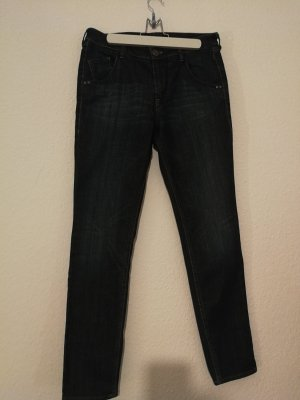 Atelier Gardeur Boyfriend jeans donkerblauw