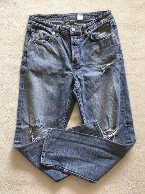 Boyfriend Jeans   H&M   36